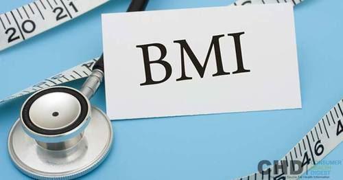 BMIの文字カード