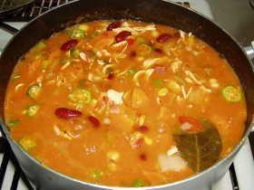 Cajun Gumbo Soup