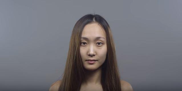日本のヘアメイクトレンド100年史動画キャプチャ1
