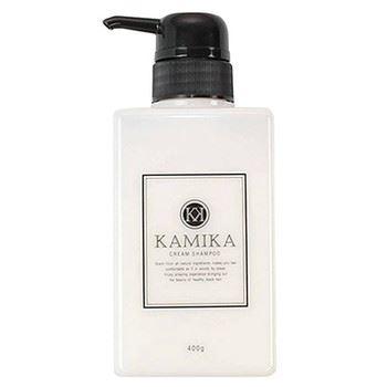 KAMIKA(カミカ)「黒髪クリームシャンプーKAMIKA」