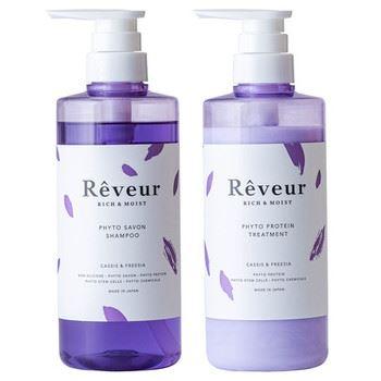 Reveur(レヴール)「リッチ&モイスト シャンプー/トリートメント / シャンプー」