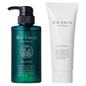 Bio Lucia(ビオルチア)- from chap up 「ビオルチアシャンプー/トリートメント」