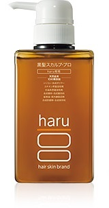haru(ハル) 「黒髪スカルプ・プロ」