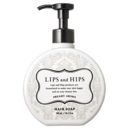 LIPS and HIPS (リップス アンドヒップス)「HAIR SOAP」