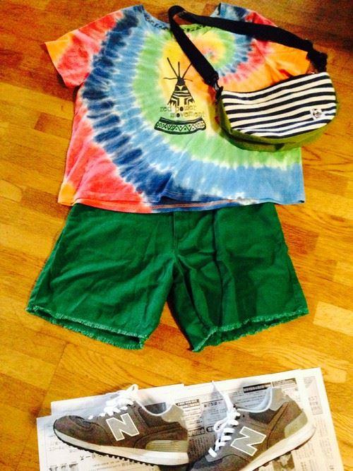 夏フェスの定番ファッションアイテム画像3