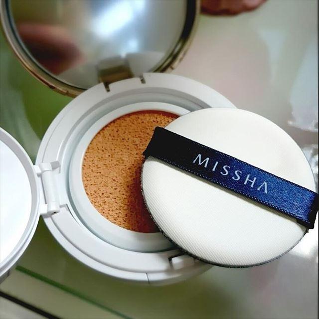 プチプラMISSHA(ミシャ)のクッションファンデの商品画像