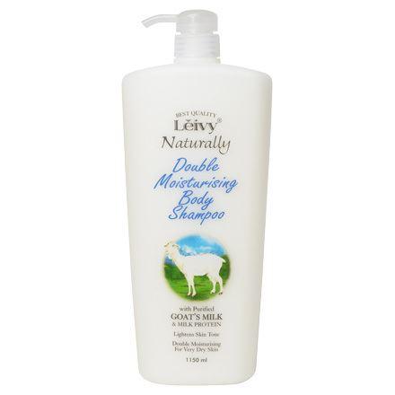 Leivy(レイヴィー)「ボディシャンプー ゴートミルク&ミルクプロテイン」