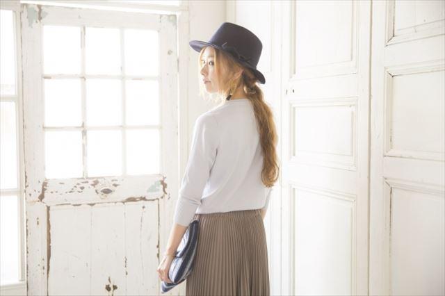 人気インスタグラマーYU-Uさんのヘアアレンジ画像2