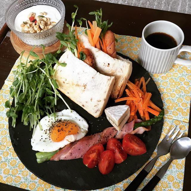人気インスタグラマーYU-Uさんの手作り料理画像