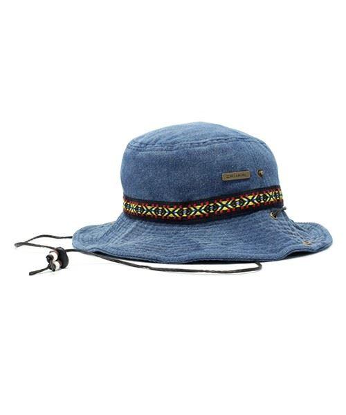 夏フェスにおすすめの帽子「サファリハット」の画像
