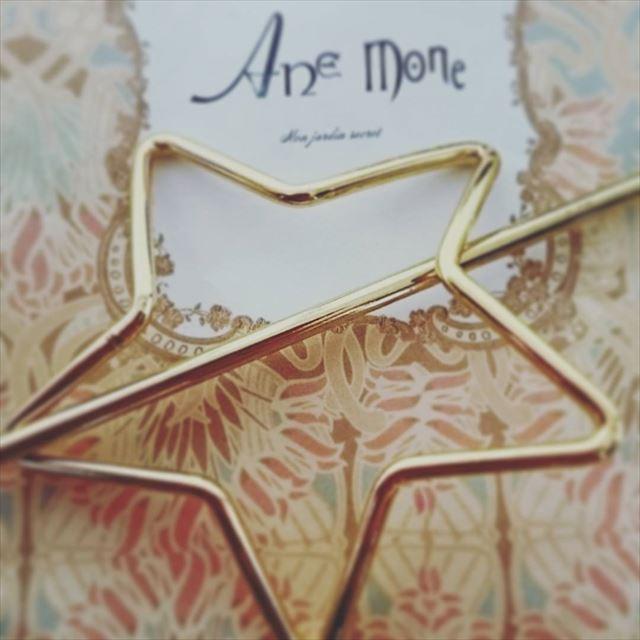 星形のアネモネ製「マジェステ」の画像