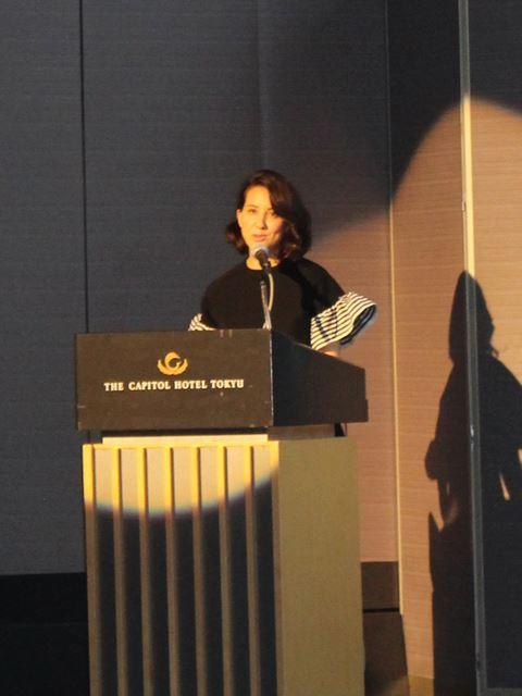 オスカープロモーション「第一回ミス美しい20代コンテスト」授賞式の画像2