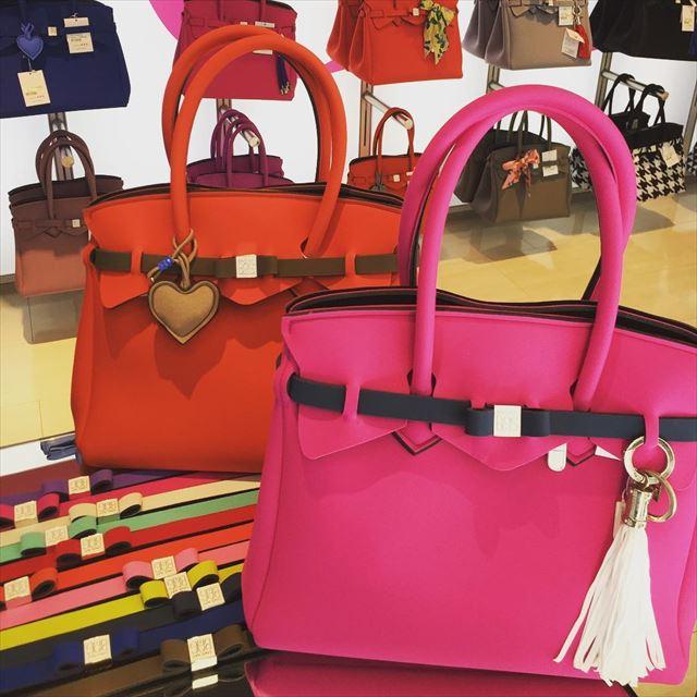 カラフルなSAVE MY BAGを並べた画像2