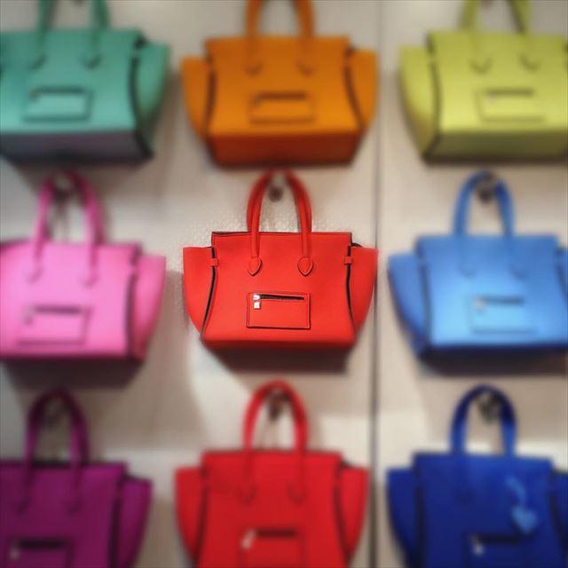 カラフルなSAVE MY BAGを並べた画像4
