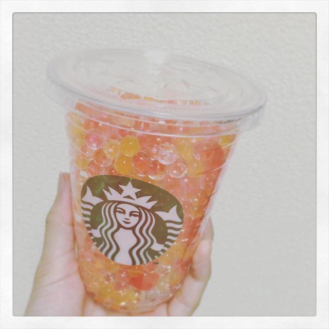 スタバカップのおすすめ再利用法画像4