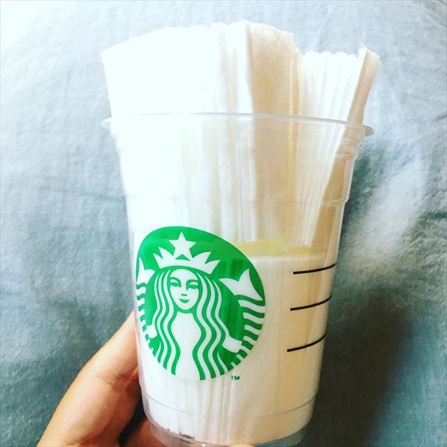スタバカップのおすすめ再利用法画像7