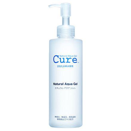 Cure「ナチュラルアクアジェル Cure」