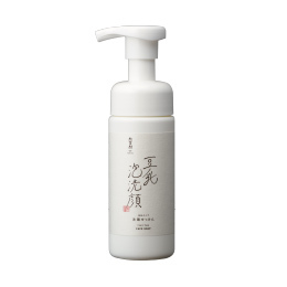 豆腐の盛田屋「豆乳泡洗顔 自然生活」