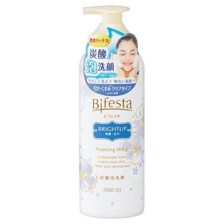 ビフェスタ「泡洗顔 ブライトアップ」