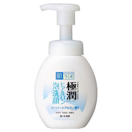 肌ラボ「極潤 ヒアルロン泡洗顔」