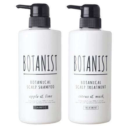 BOTANIST(ボタニスト)「ボタニカル スカルプシャンプー/トリートメント」
