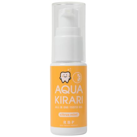 RBP REAL BEAUTY PRODUCT「AQUA KIRARI All in one Tooth jel」