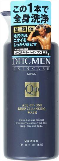 DHC MEN(ディー・エイチ・シー・メン)「オールインワン ディープクレンジングウォッシュ」