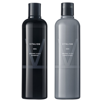 VITALISM(バイタリズム) 「VITALISM MEN ORGANIC SCALP SHAMPOO/CONDITIONER」