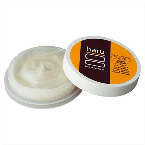 haruヘアフードワックスの商品画像