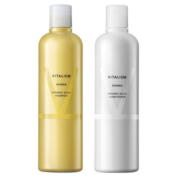 VITALISM(バイタリズム) 「VITALISM WOMEN ORGANIC SCALP SHAMPOO/CONDITIONER」