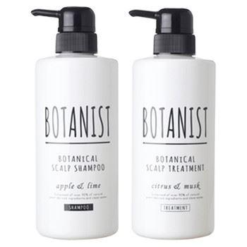 BOTANIST(ボタニスト)「ボタニカルスカルプシャンプー/トリートメント」