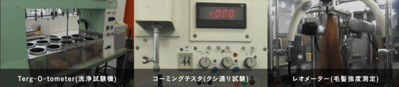 ZACCスカルプシャンプーを検証した日油株式会社油化学研究所の画像
