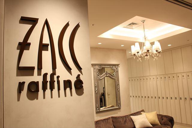 美容室ZACC「raffine」の店内風景画像