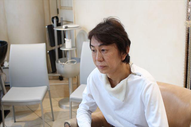 ZACCシャンプーについて語る開発者高橋和義さんの画像2