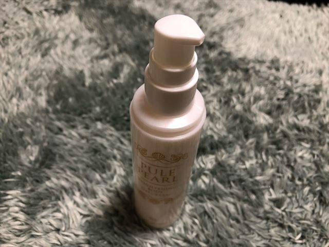 ピューレパールのボトルを上から見た画像