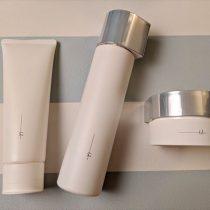 オルビスユードットの洗顔・化粧水・保湿液のボトル画像