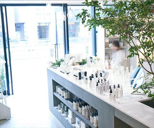 BOTANIST Tokyoの店内画像