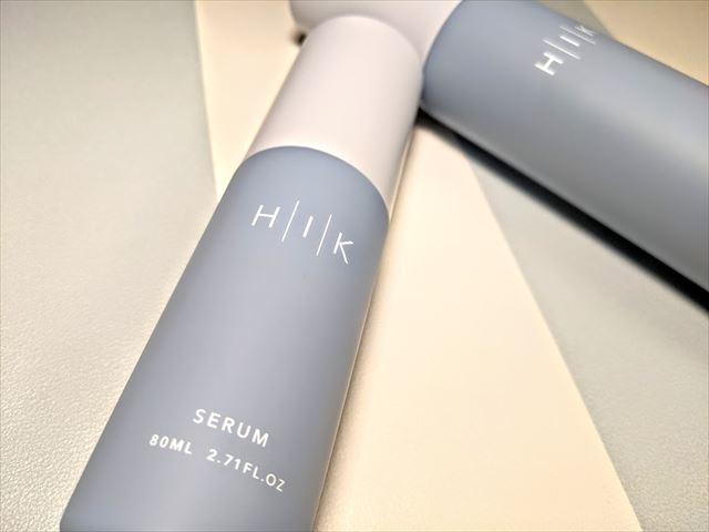 HIK(ヒク)のボトルデザイン画像
